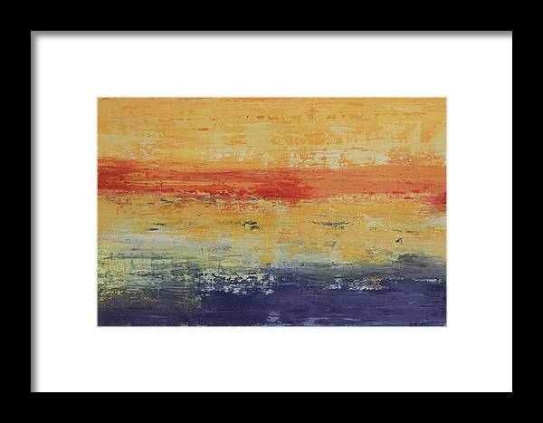 Canvas Print Framed Print featuring the painting Spring by K Batson Art