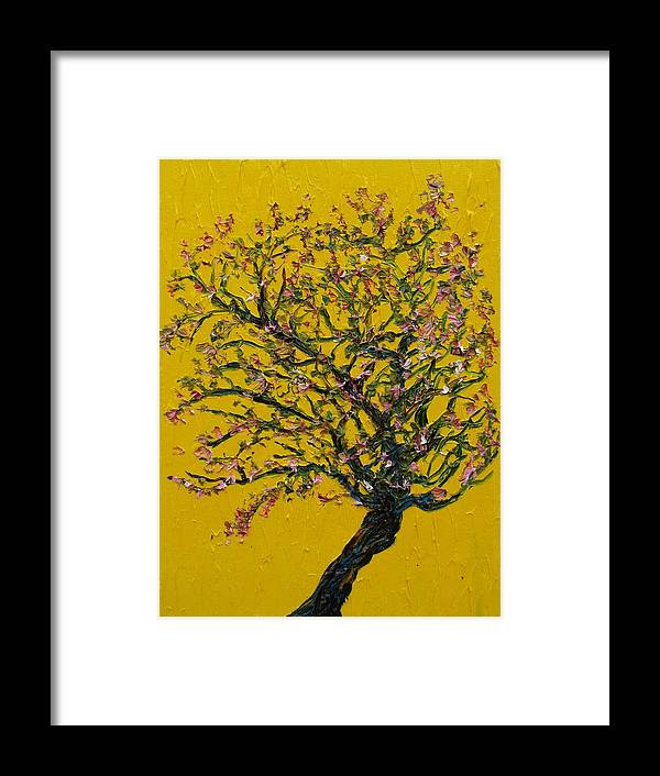 Spring Framed Print featuring the painting Sprung by Jacob Stempky