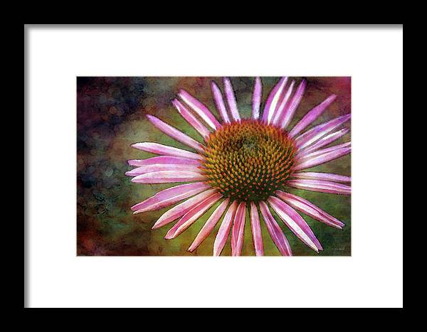 Impressionism Framed Print featuring the photograph Staged 3563 Idp_2 by Steven Ward