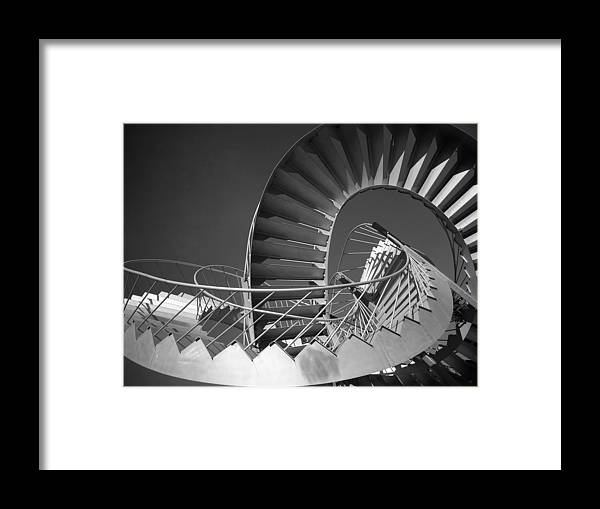 North America Framed Print featuring the photograph Stairway To Heaven ... by Juergen Weiss