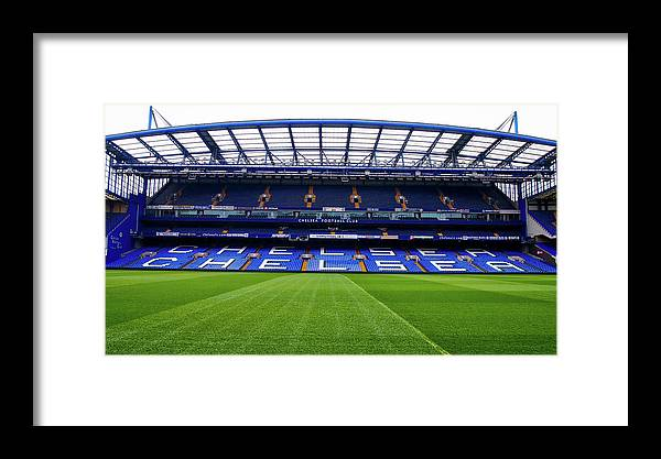 Stamford Bridge Framed Print featuring the photograph Stamford Bridge by Pixabay