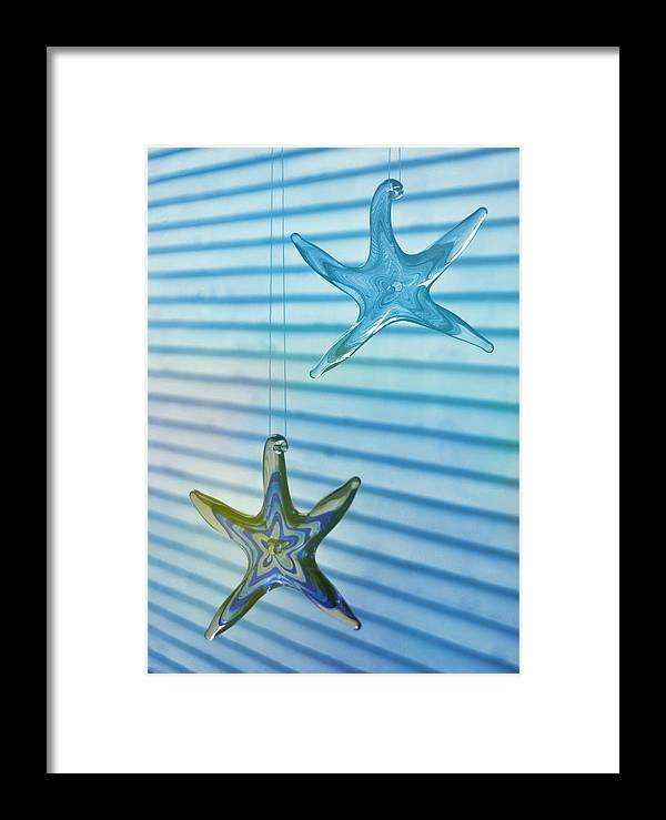 Star Framed Print featuring the photograph Star Bright by JAMART Photography