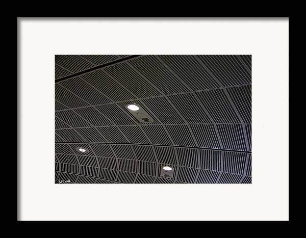 Star Ship Enterprise Framed Print featuring the photograph Star Ship Enterprise by Ed Smith