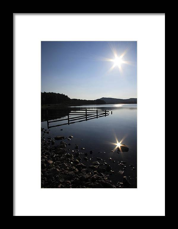 Sun Framed Print featuring the photograph Starburst by Phil Crean
