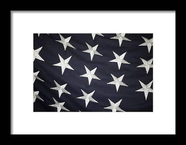 Stars Framed Print featuring the photograph Stars by Faith Harron Boudreau