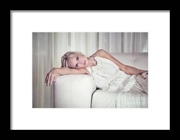 Kremsdorf Framed Print featuring the photograph Step Into My Life by Evelina Kremsdorf
