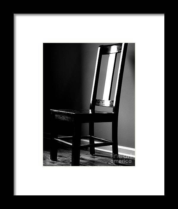 Stillness Framed Print featuring the photograph Still by Amanda Barcon