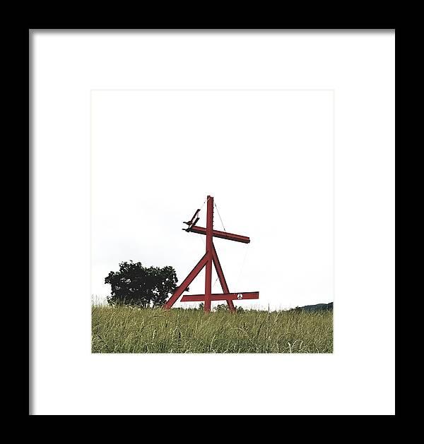 Art Framed Print featuring the photograph Storm Art by Sue Rosen