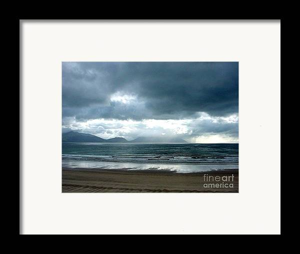 Storm Framed Print featuring the photograph Storm by PJ Cloud
