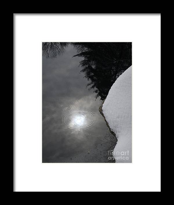 Landsscape Framed Print featuring the photograph Storms End by Chad Natti