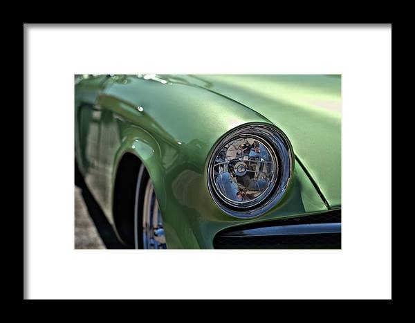 Studebaker Framed Print featuring the photograph Studebaker by Shawn Erickson