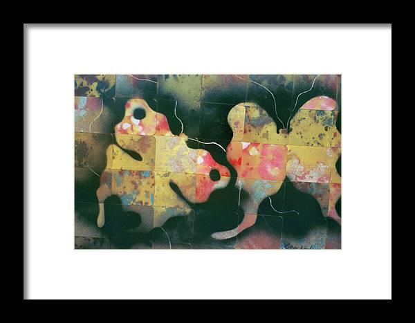 Butterfly Framed Print featuring the painting Summer Freedom by Roy Woods