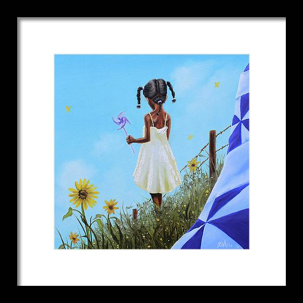 Sun Flower by Jerome White
