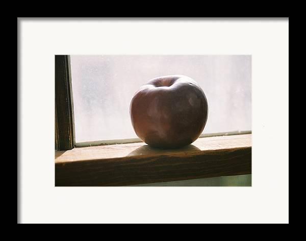 Shadows Framed Print featuring the photograph Sun Setting On Progress by Jennifer Trone