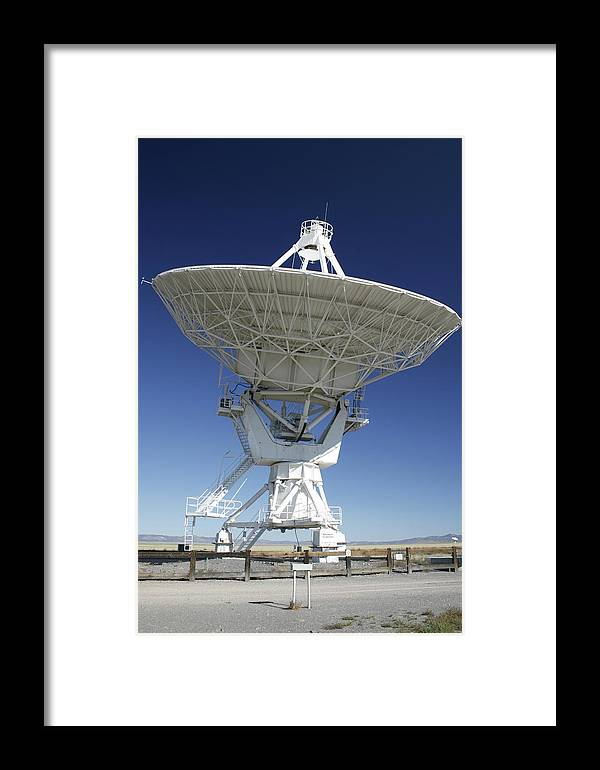 Vla Framed Print featuring the photograph Sw08 Southwest by James D Waller