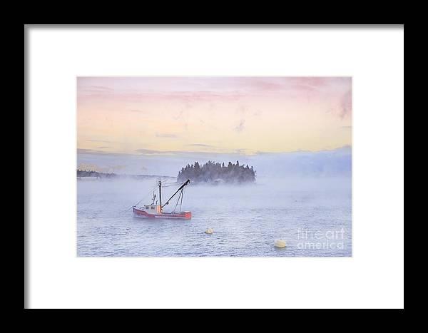 Kremsdorf Framed Print featuring the photograph Taste Of Dawn by Evelina Kremsdorf