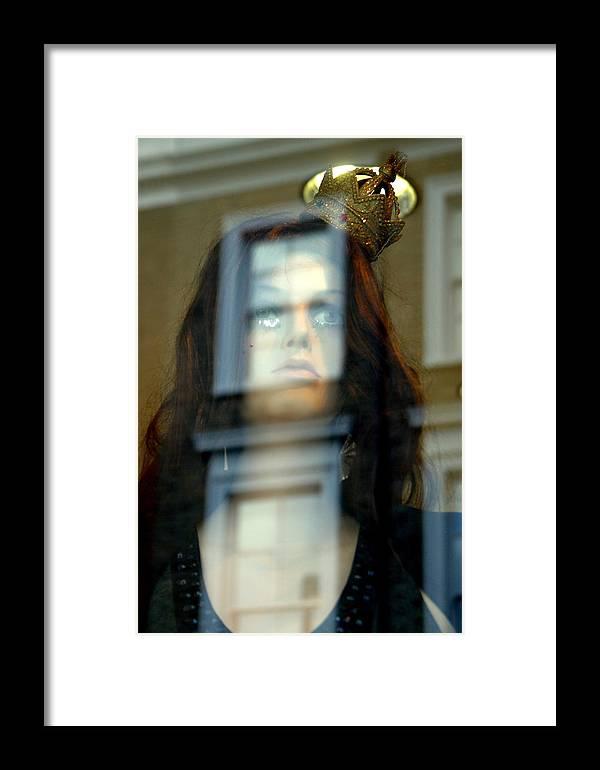 Jez C Self Framed Print featuring the photograph Tears Of Plenty by Jez C Self