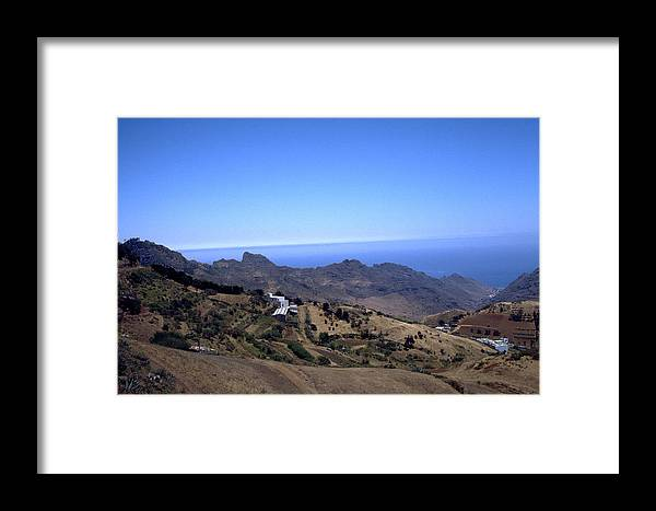 Tenerife Framed Print featuring the photograph Tenerife II by Flavia Westerwelle