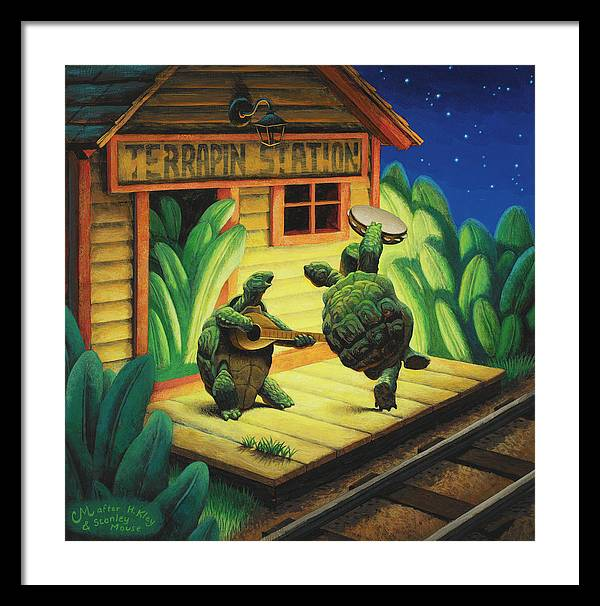 Terrapin Station by Chris Miles