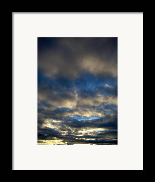 Sunset Framed Print featuring the photograph Texas Big Sky Four by Ana Villaronga