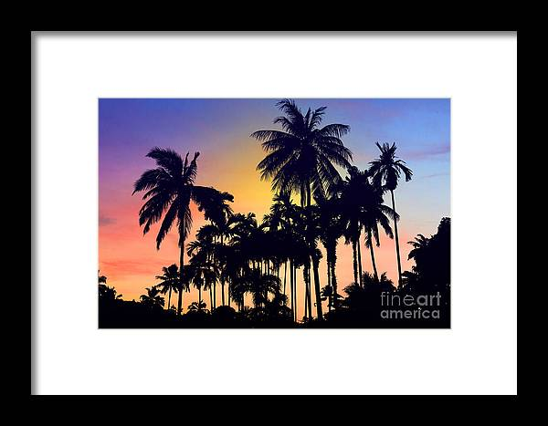 Thailand Framed Print featuring the photograph Thailand by Mark Ashkenazi