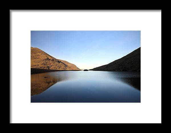 Island Framed Print featuring the photograph The Balance by Pierre Leclerc Photography