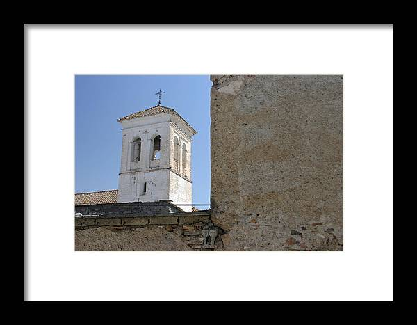 Photographer Framed Print featuring the photograph The Bells Have Stopped Ringing by Jez C Self