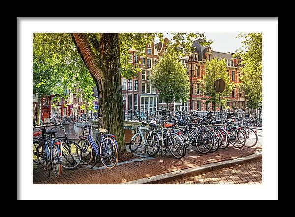 The Bicycles of Amsterdam by Debra and Dave Vanderlaan