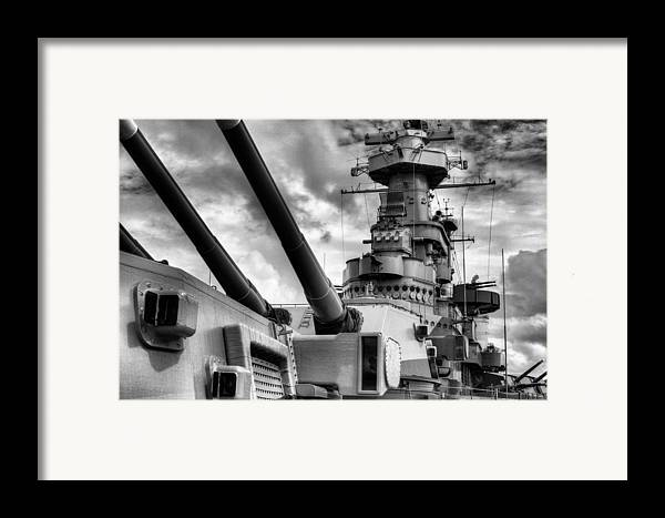 Wilmington North Carolina Framed Print featuring the photograph The Big Nc by JC Findley