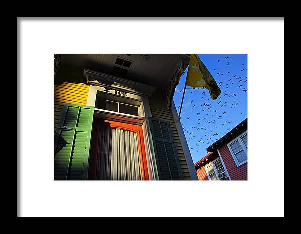 Skip Hunt Framed Print featuring the photograph The Birds by Skip Hunt