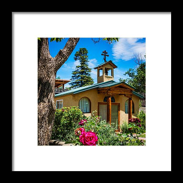 Belfry Framed Print featuring the photograph The Chapel by Paul LeSage