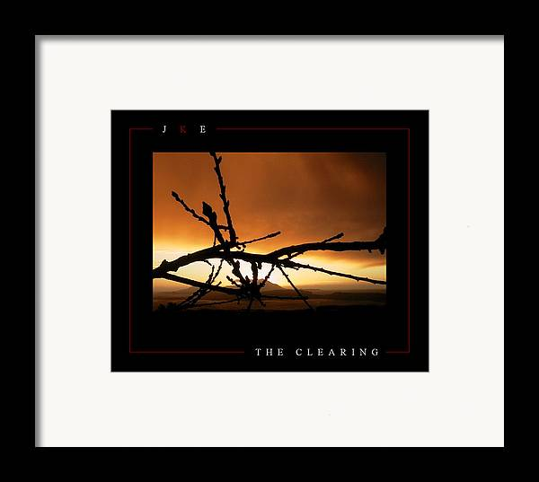 Italy Framed Print featuring the photograph The Clearing by Jonathan Ellis Keys