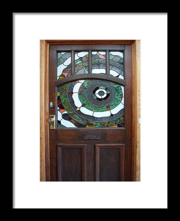 Glass Framed Print featuring the photograph The Cycle by Sarah King