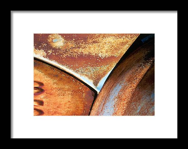 Abstract Framed Print featuring the photograph The Feminine Mystique by Steve Karol