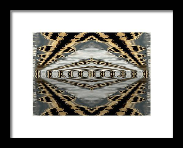 Digital Framed Print featuring the photograph The Final Stage by Thomas MacPherson Jr
