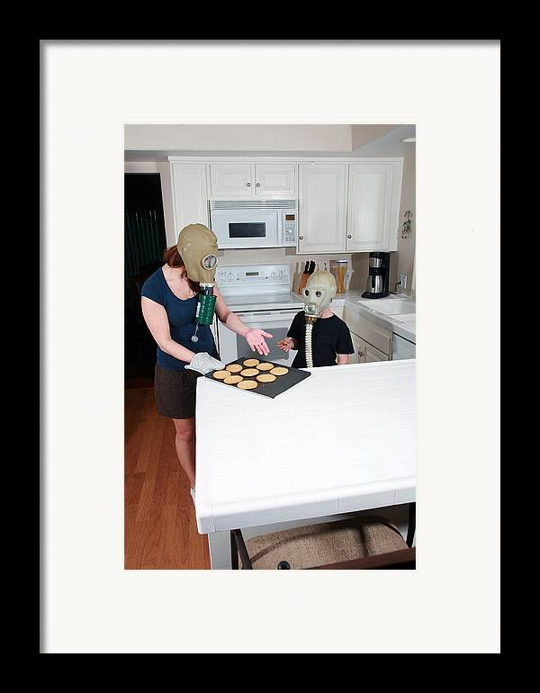 After School Framed Print featuring the photograph The Future Is Now by Michael Ledray