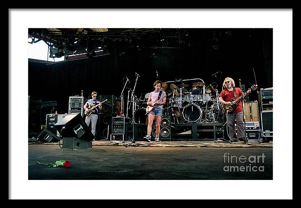 the Grateful Dead Alpine Valley 1987 by Ray Manning