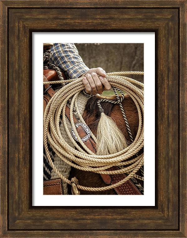 The Hands of a Cowboy by Greg and Chrystal Mimbs