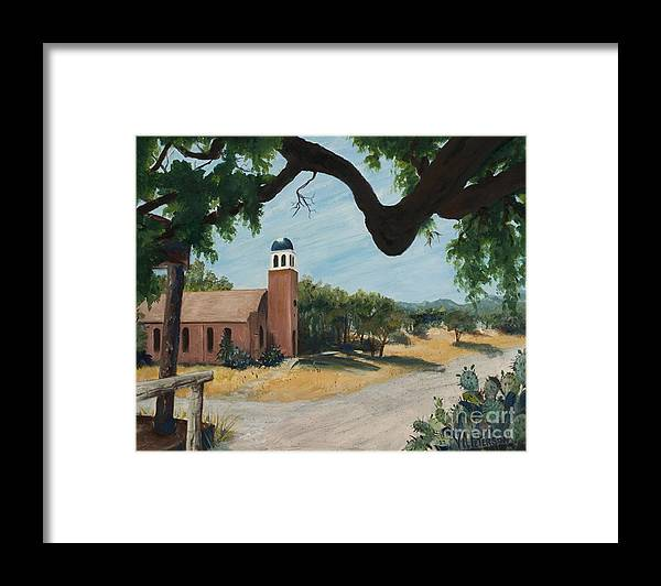 Tree Framed Print featuring the photograph The Hanging Tree by Valerie Ann Peterson