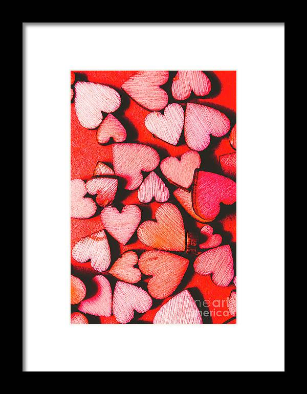 Art Framed Print featuring the photograph The Heart Of Decor by Jorgo Photography - Wall Art Gallery
