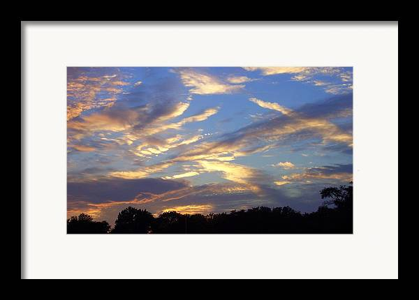 Beblical Framed Print featuring the print The Lords Work by Beverly Baxter