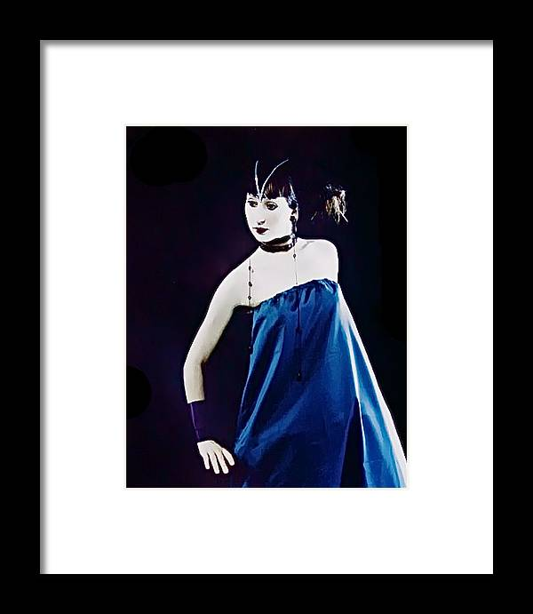 Berlin Framed Print featuring the photograph The Modern Middle Age by Laurent Sylla