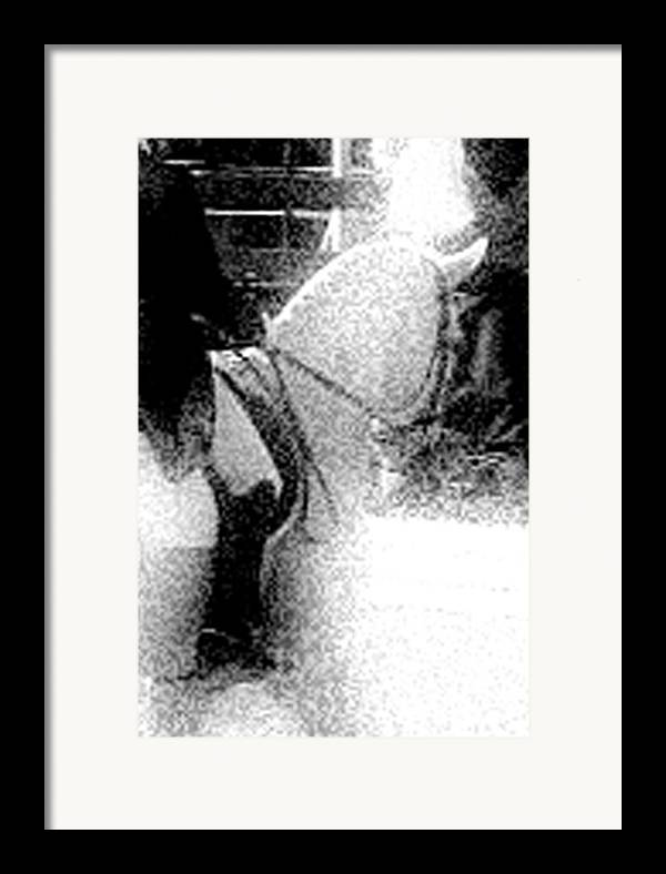 Horse Framed Print featuring the photograph The Most Formal by Donna Thomas