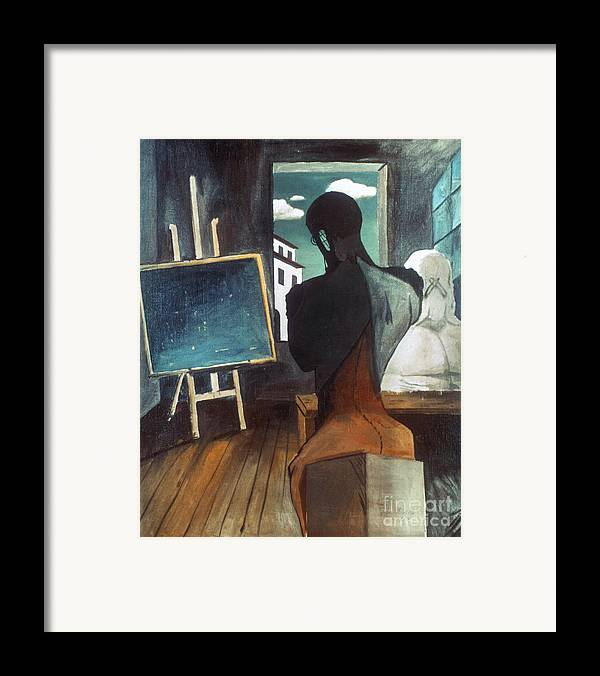20th Century Framed Print featuring the photograph The Philosopher And The Poet by Granger