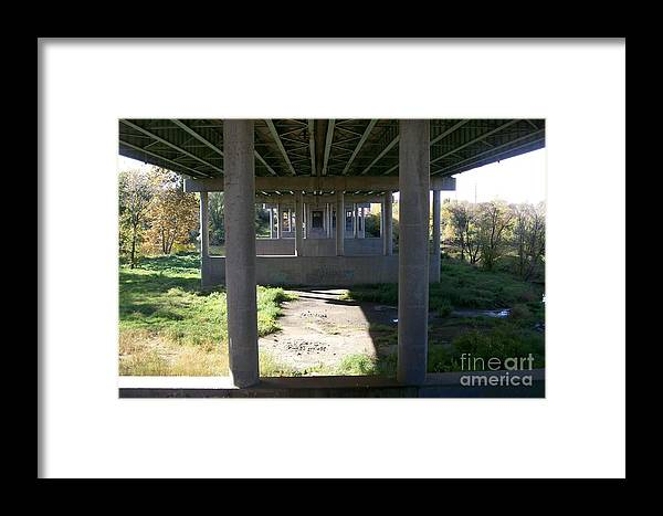 Landscape Framed Print featuring the photograph The Portal by Stephen King
