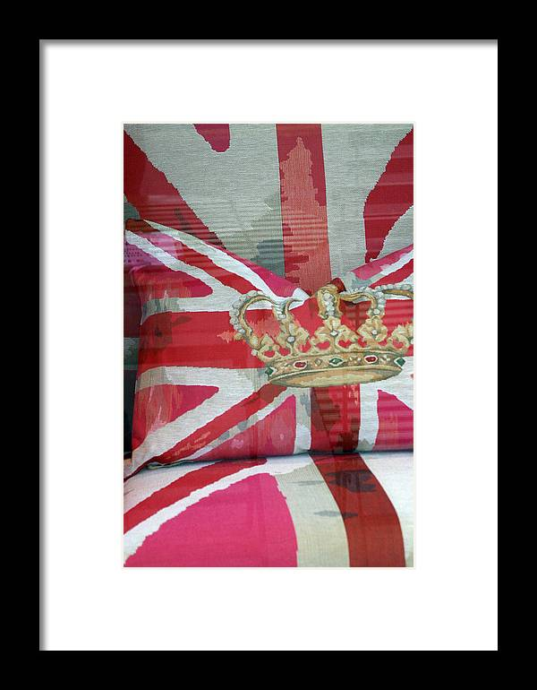 Jez C Self Framed Print featuring the photograph The Royal Seat by Jez C Self