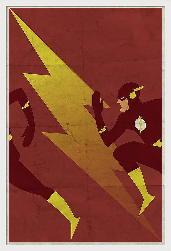 The Scarlet Speedster by Michael Myers