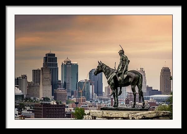 The Scout of Kansas City by Tim Leimkuhler