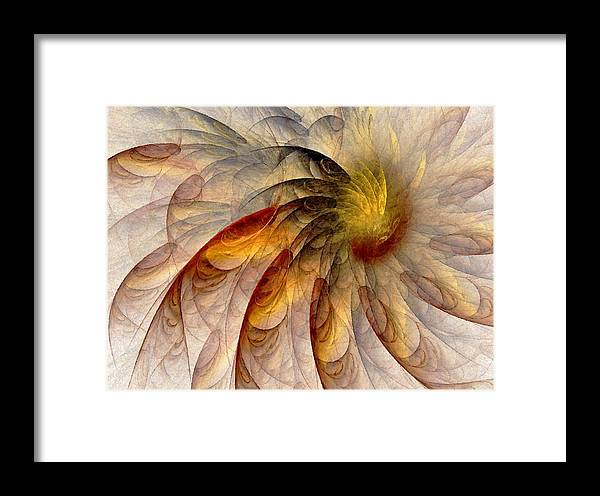 Sun Framed Print featuring the digital art The Sun Do Move - Remembering Langston Hughes by NirvanaBlues