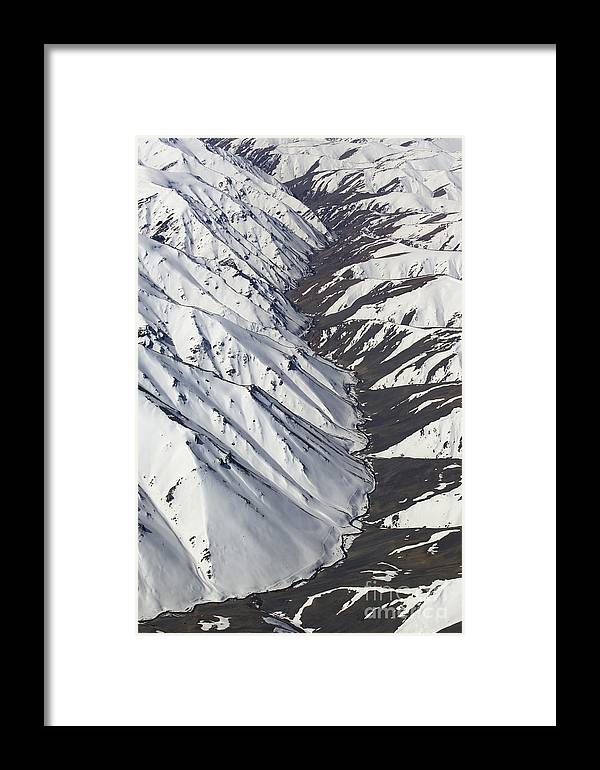 Valley Framed Print featuring the photograph The Sunny Side Of The Valley by Tim Grams